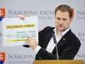 Matovič vytiahol ďalšie obvinenia na Druckera: Veľká výzva, minister klame!