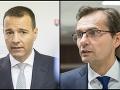 Tomáš Drucker a Ľubomír