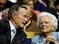 Barbara Bushová pred smrťou o Trumpovi: Keď vyhral, bola zhrozená, toto v nej vyvolával