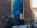 VIDEO Ľudí pobúrila obrovská maľba v meste: Keď to uvideli, takmer im oči vypadli
