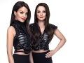 Veronika a Daniela Nízlové z dua TWiiNS naspievali pieseň k seriálu Milenky.