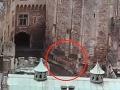 VIDEO Mladík vypustil dron nad hradom: Z toho, čo natočil, onemel od prekvapenia