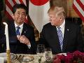 Japonský premiér Abe telefonoval s prezidentom Trumpom: Reč bola o Iráne a Severnej Kórei