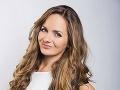 Zuzana Kubovčíková Šebová sa objaví v novej sérii šou Tvoja tvár znie povedome ako štvrtá porotkyňa.