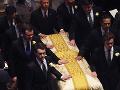 S Barbarou Bushovou sa prišli rozlúčiť štyria bývalí prezidenti: FOTO Trump sa nedostavil