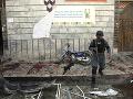 FOTO Masaker v Afganistane: Bojkot volieb, pri samovražednom útoku zahynulo 31 ľudí