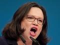 Predsedníčka koaličnej strany SPD sa vzdala funkcie: Veľká koalícia je v ohrození