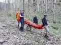 Horskí záchranári opäť v teréne: Ratovali 69-ročnú Češku, ktorá nezvládla túru v Malej Fatre
