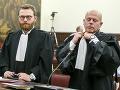 Advokáti obžalovaného Salaha Abdeslama.