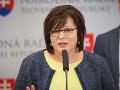 Verešová zvažuje spoluprácu s trojicou mimoparlamentných strán, najbližšie má k Záborskej