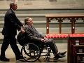 Amerického exprezidenta Busha museli hospitalizovať: Problémy po pohrebe manželky Barbary
