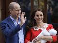 Vojvodkyňa Kate pár hodín po pôrode: Z toho mrazí... Prítomnosť Lady Diany!