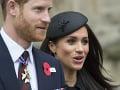Svadba princa Harryho a Meghan Markle: Toto bude ženíchov svedok!
