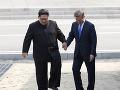 Kim Čong-un vyzýva juhokórejského prezidenta na ďalšie rokovania medzi krajinami