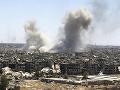 Izrael zachytil štyri rakety vystrelené zo Sýrie: Pri Damasku hlásili výbuchy