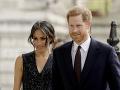 Meghan Markle a princ Harry zakomponujú jeho zosnulú matku do skutočných detailov