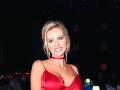 Miss Universe SR 2009 Denisa Mendrejová