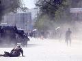 FOTO Útoky v Kábule: Premyslený plán samovražedných atentátnikov, 25 mŕtvych, prihlásil sa Daeš