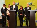 Členovia strany SaS