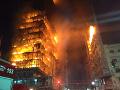 Pád mrakodrapu v Sao Paule: Úrady stále evidujú 44 nezvestných
