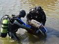 Kuriózny nález na dne Kuchajdy: FOTO Potápači neverili vlastným očiam