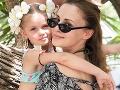 Speváčka Mária Čírová si krásne počasie najradšej užíva so svojou rodinkou