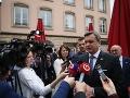 Danko v Luxembursku: Nevyhostiť ruských diplomatov nebol hriech