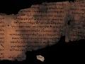 VIDEO Vedci skúmali starobylé zvitky pergamenu a objavili tajný rukopis