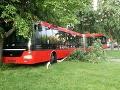 VIDEO Kuriózna nehoda MHD v Bratislave: Autobus bez vodiča sa rútil ulicou, stal sa zázrak
