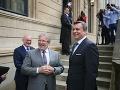 Danko na návšteve Luxemburska: Môže nám byť príkladom v diplomacii i úcte k štátu