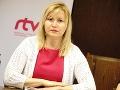 Škandál v RTVS, šéfka spravodajstva dostala napomenutie: Opozícii to nestačí, chcú jej hlavu