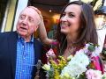 Slováčkova o 40 rokov mladšia frajerka na rovinu o svadbe: S Félixom to teraz nemá zmysel!