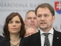 OĽaNO sa chce stretnúť s Pellegrinim: Témou je finančný limit na prezidentskú kampaň