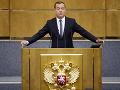 Medvedev prirovnal avizované americké sankcie k obchodnej vojne: Varovanie pred odvetou