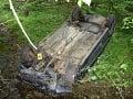 Tragická nehoda pri Stropkove: V aute zahynul nezvestný Svidničan (†57)