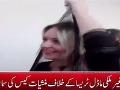 Pašeráčke Tereze väzenie v Pakistane asi nevadí: VIDEO Na súde namaľovaná a s úsmevom na tvári
