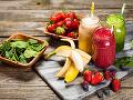 Samoočisťovanie organizmu vs. smoothies