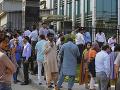 Afganistana a Pakistan zasiahlo silné zemetrasenie: Otrasy mali silu 6,2 stupňa