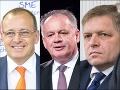 Najnovší prieskum potvrdil! Slováci už neveria politikom: Potupa pre Fica, preskočil ho aj Kollár