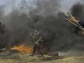 Protesty v pásme Gazy