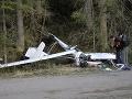 Senior zahynul pri páde lietadla: Táto fatálna chyba sa mu stala osudnou