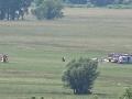 VIDEO V Holíči sa zrútil vetroň hneď po štarte: Pilot skončil v nemocnici