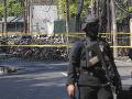 VIDEO Séria bombových útokov