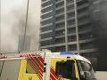VIDEO Dubajský mrakodrap sa zmenil na peklo: Plamene pohltili celú budovu, blesková evakuácia