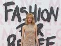 Modelkam Daria Strokous stavila na provokatívny outfit.
