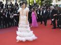 Modelka Kendall Jenner si priesvitné kúsky môźe dovoliť.
