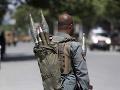 Úspech vládnych síl proti Talibanu: Hnutie vytlačili z Faráhu, pobili stovky militantov