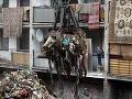 FOTO Hnusu, haldy odpadu a špiny v Košiciach: Veľké upratovanie na Luníku IX