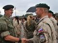 NATO zhodnotilo stav slovenskej armády: Polepšili sme si, potvrdil Gajdoš