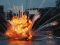 Muž sa vyhrážal odpálením kyjevského mosta: Obvinia ho z chuligánstva
